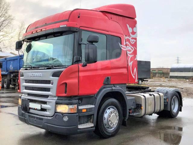Scania P340. Седельный тягач 2011 г/в, 11 705куб. см., 4x2