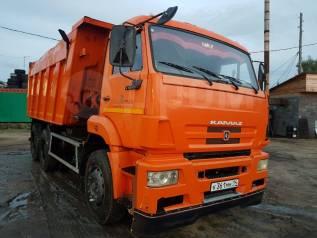 КамАЗ 6520-63, 2012