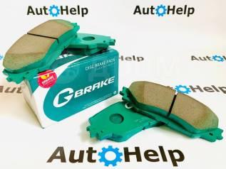 Колодки тормозные передние G-Brake GP-05060