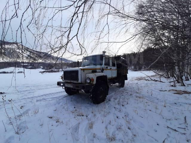 ГАЗ-3308 Егерь. Обмен газ егерь на мтз 82, 3 000кг., 4x4