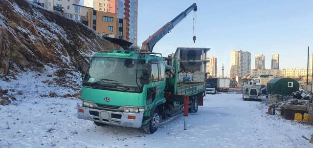 Nissan Diesel Condor. Продам Nissan diesel UD PK26 во Владивостоке, 9 200куб. см., 8 000кг., 4x2
