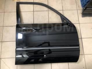 Дверь передняя правая чёрная 202 Lexus LX470/Toyota Land Cruiser 100