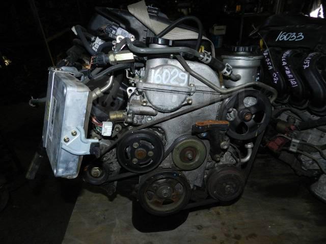 ДВС двигатель на Toyota 1SZFE