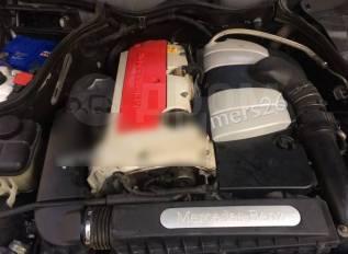 Двигатель мерседес м111 компрессор