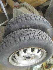 Шипованые колёса 145SR13 2шт