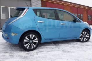 Диски Nissan Leaf, Serena, Qashqai, X-Trail, Juke, Teana