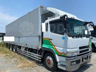 MMC FUSO Super Great в разбор FU54JZ 6M70 279KW (380PS)