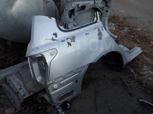 Крыло Toyota Corolla Fielder NZE141G. 1NZFE. Chita CAR