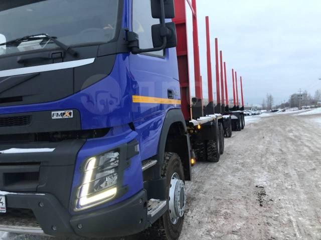 Volvo FMX13. Продается Volvo FMX 6/6 сортиментовоз , лесовоз, 13 000куб. см., 75 000кг., 6x6