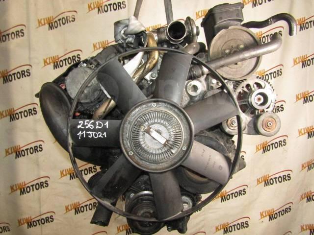 Двигатель БМВ м57 дизель 256D1