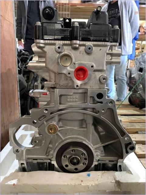 Двигатель G4FC Kia/ Hyundai 1.6л. 123 л. с G4FC