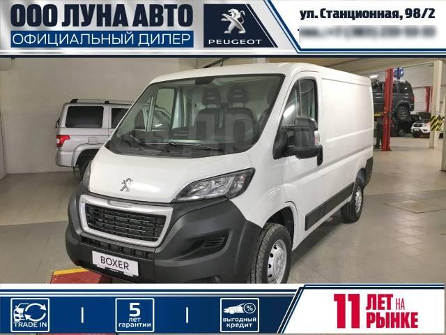 Peugeot Boxer. Продается L1H1 в Новосибирске, 2 200куб. см., 1 000кг., 4x2