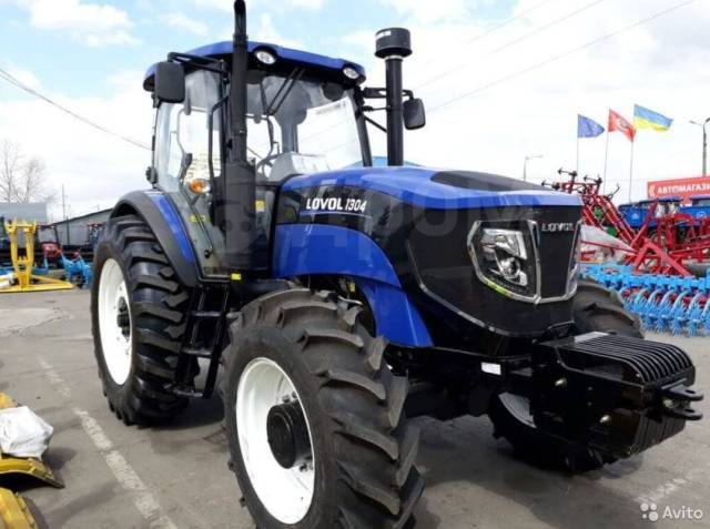Lovol FL976H. Продается трактор Lovol 1304, 148,00л.с., В рассрочку