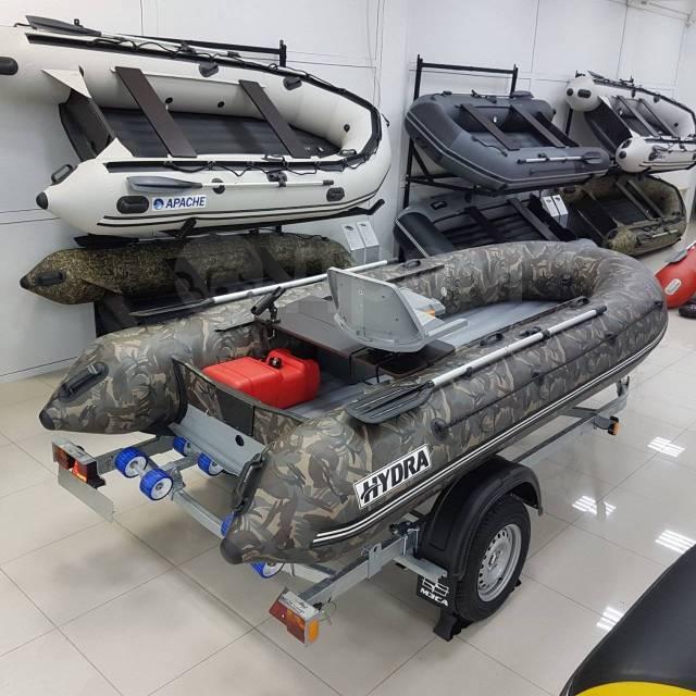 Hydra-380. 2020 год, длина 4,00м., двигатель без двигателя