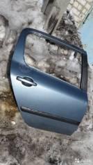 Дверь задняя правая Peugeot 307 хэтчбэк