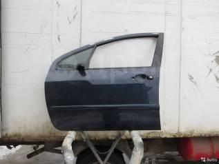 Дверь передняя левая Peugeot 307