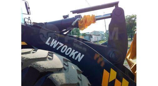 XCMG LW700KN. Фронтальный погрузчик LW700KN, 7 000кг., Дизельный, 4,20куб. м.