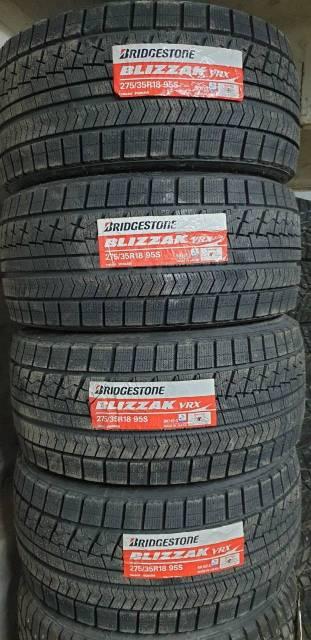 Bridgestone Blizzak VRX, 275/35 R18 95S
