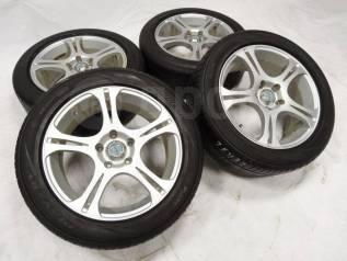 Диски Enkei Fortible c шинами 215x55x17 Bridgestone