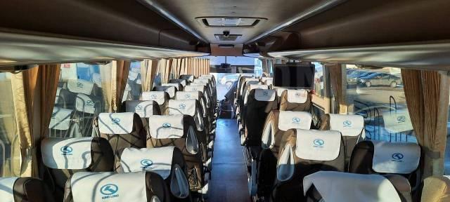 King Long XMQ6127C. KING LONG XMQ 6127C автобус б/у (2017г. в. 298 025 км. ), 51 место