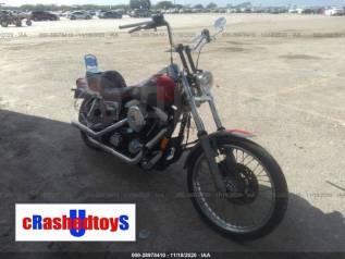 Harley-Davidson Dyna Wide Glide FXDWG 17431, 1998