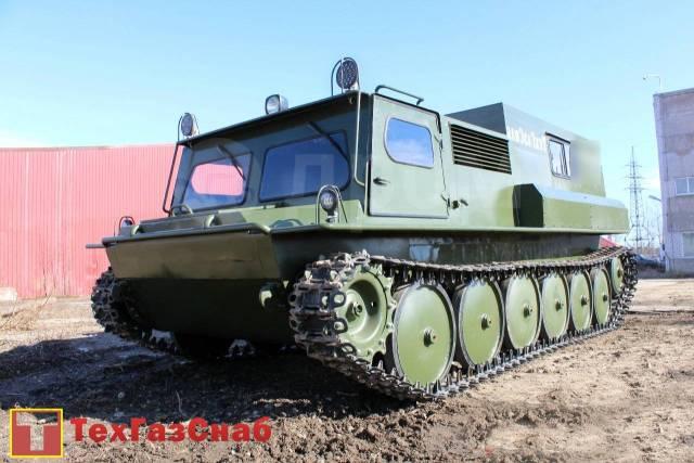 ГАЗ 34039. Газ 34039-32 вездеход гусеничный, 1 200кг., 6 000кг. Под заказ