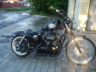 Harley-Davidson Sportster 1200, 2007