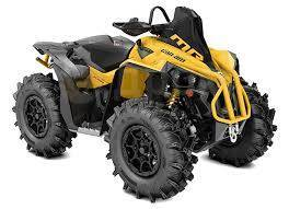 BRP Can-Am Renegade X MR 1000R, 2020