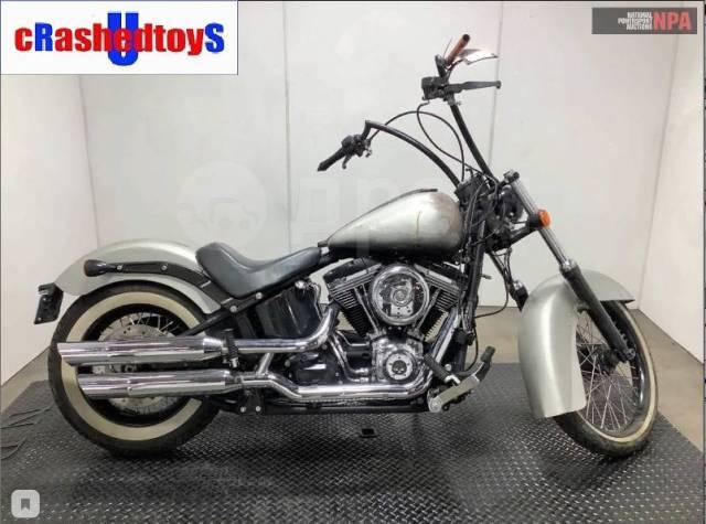 Harley-Davidson Blackline FXS. 1 584куб. см., исправен, птс, без пробега. Под заказ