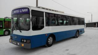 Hyundai Aero City, 2009