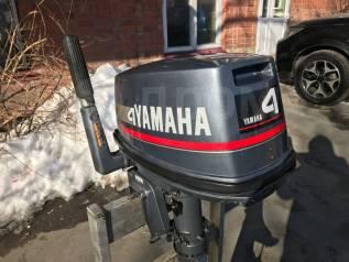 Лодочный мотор Yamaha 4