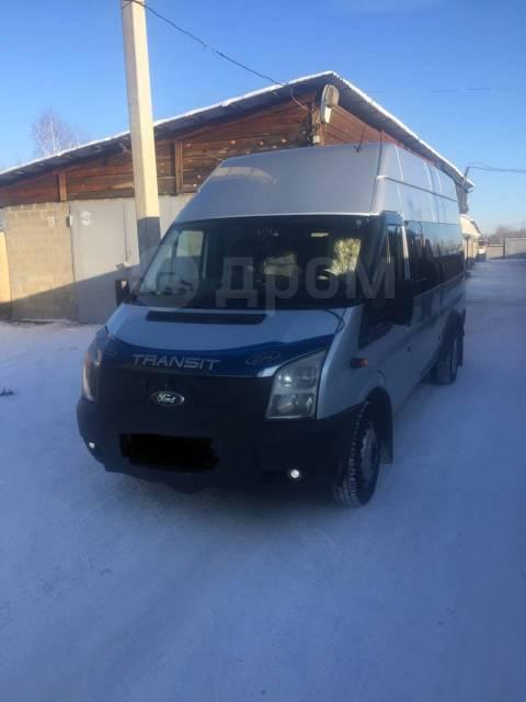 Ford Transit. Продаётся автобус , 17 мест, С маршрутом, работой