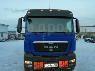 MAN TGS 33.440, 2011