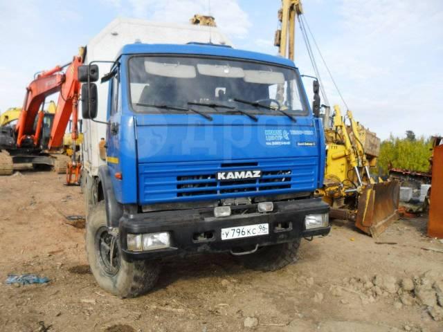 ПРМ Автомобиль специализированный с КМУ Камаз 43118. Под заказ