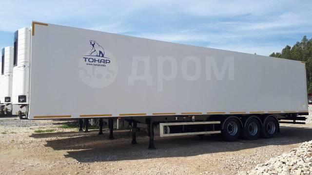 Тонар 97861. Полуприцеп рефрижератор Тонар, модель 97861, 29 320кг.
