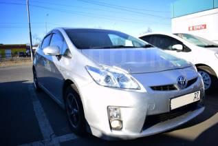 Аренда авто с выкупом Toyota Prius 2011 г. в.
