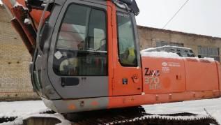 Hitachi 370, 2007