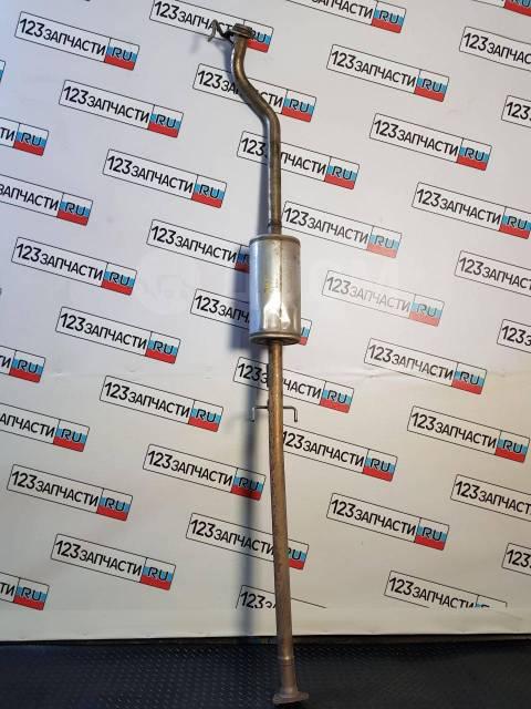 Труба глушителя средняя часть Honda CR-V RM1 2012 г 18220T0CJ01