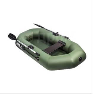 Лодка АКВА-Оптима 210 зеленый