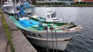 Шхуна рыболовно - транспортная