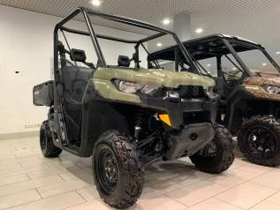 BRP Can-Am Defender XT, 2016
