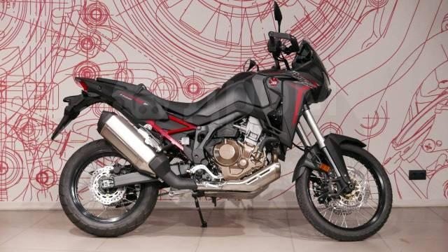 Honda Africa Twin. 1 100куб. см., исправен, птс, без пробега