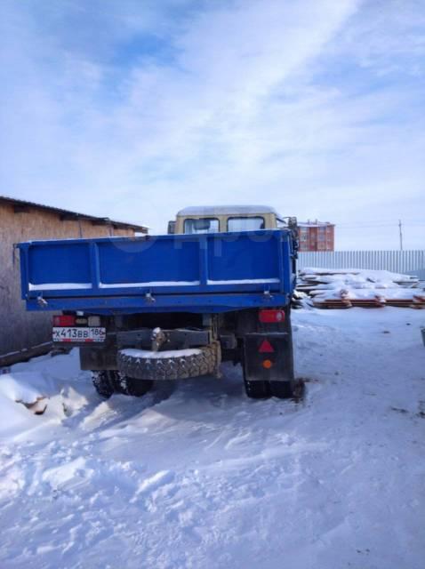 ГАЗ 3307. Продам Газ 3307 бортовой, 3 000кг., 4x2
