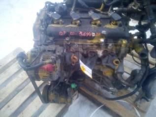 Двигатель QR20DE Nissan Serena TC24