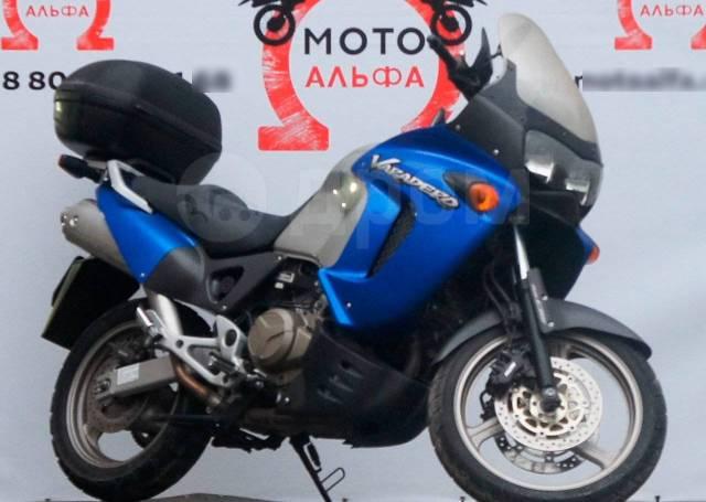 Honda XL 1000V Varadero. 1 000куб. см., исправен, птс, без пробега