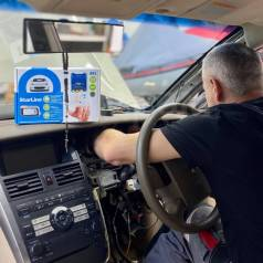 Профессиональная установка автосигнализации, Механическая защита.