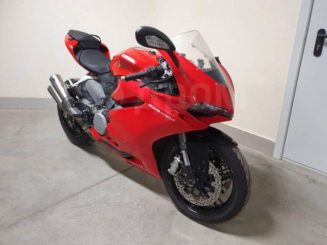 Ducati Superbike 959 Panigale. птс