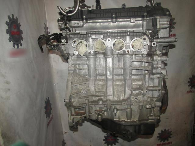 Двигатель в сборе. Hyundai Elantra Hyundai i40 G4NC