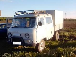УАЗ-33094 Фермер, 2001