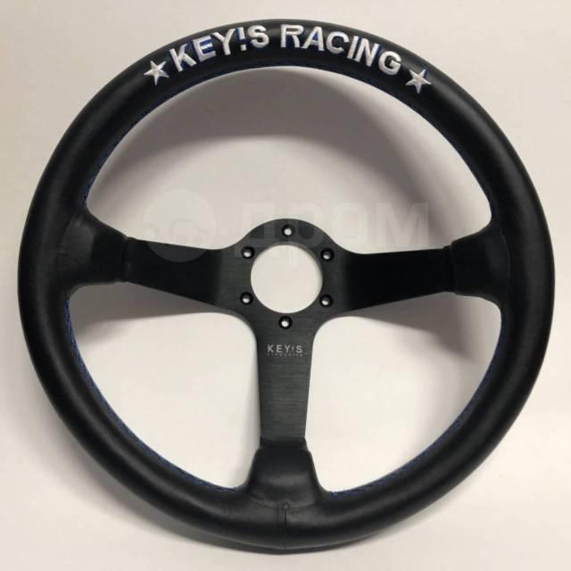 Реплика дипового руля Key!s Racing